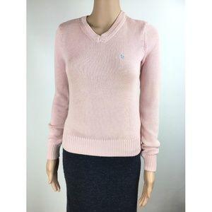 Ralph Lauren Women's V-Neck Sweater Size S - K611